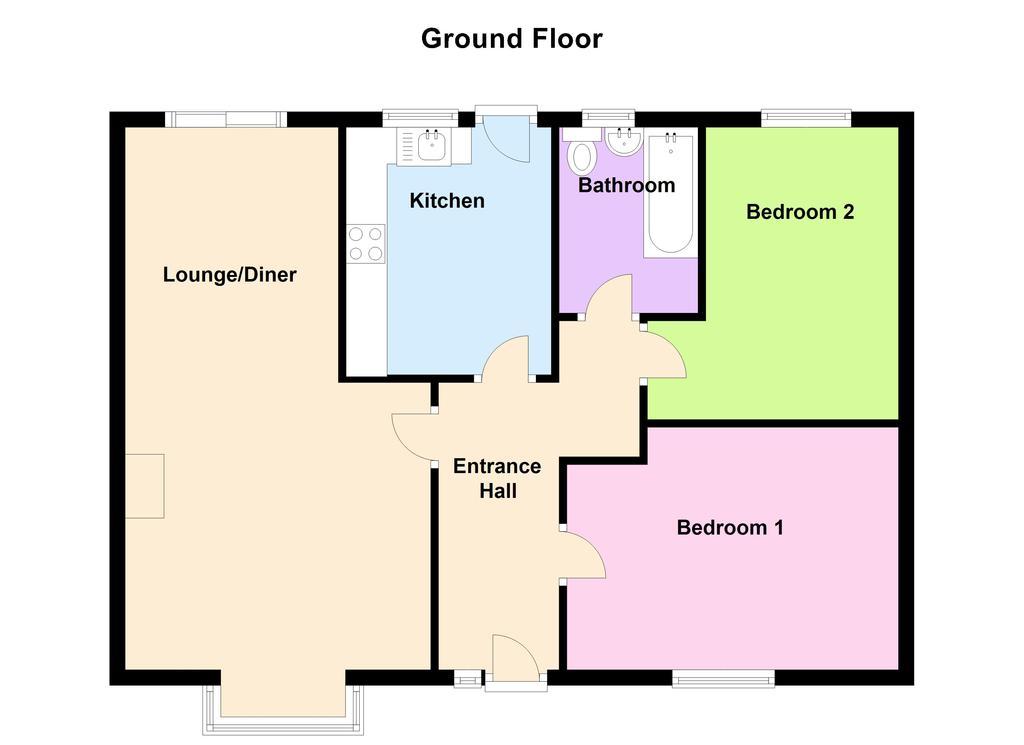 Floorplan:
