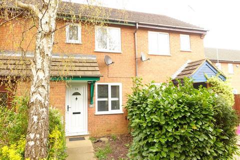 2 bedroom terraced house to rent - Bosworth Close, Barleyhurst Park, Bletchley, Milton Keynes, MK3