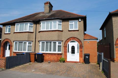 3 bedroom semi-detached house for sale - Kingsway, Kingsthorpe, Northampton NN2 8HF