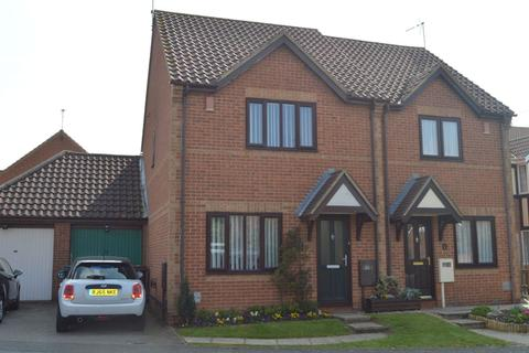 3 bedroom semi-detached house to rent - Granary Road, East Hunsbury, Northampton NN4 0XB