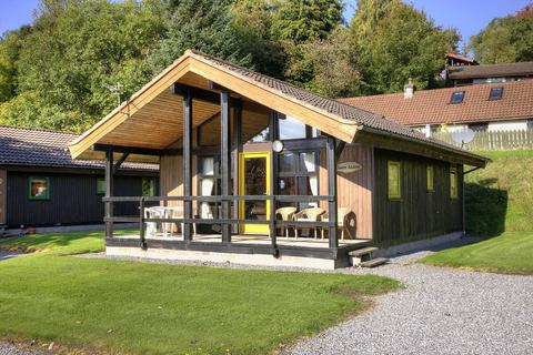 2 bedroom chalet for sale - Sandy Island Lodge, Loch Tay Highland Lodges, By Killin FK21 8TY