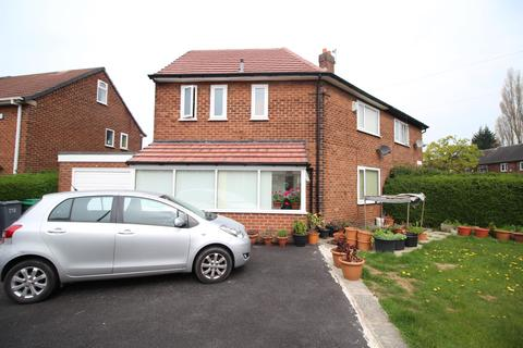 3 bedroom end of terrace house for sale - Portway, Manchester, M22 1QP