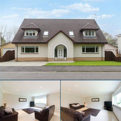 4 bedroom detached house for sale - 26 Berry Drive, Irvine, North Ayrshire, KA12