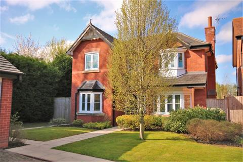 4 bedroom detached house for sale - Kingsbury Drive, Wilmslow