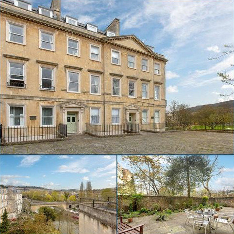 2 bedroom flat for sale - Southbourne Mansions, South Parade, Bath, Somerset, BA2