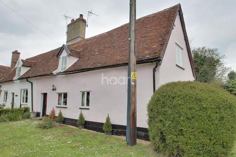 2 bedroom cottage for sale - The Street, Hunston