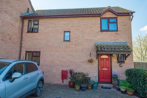 3 bedroom end of terrace house for sale - Manor Fields, Burghill, Hereford