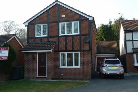4 bedroom detached house to rent - Camellia Close, Heaton, Bolton, Lancs, BL1