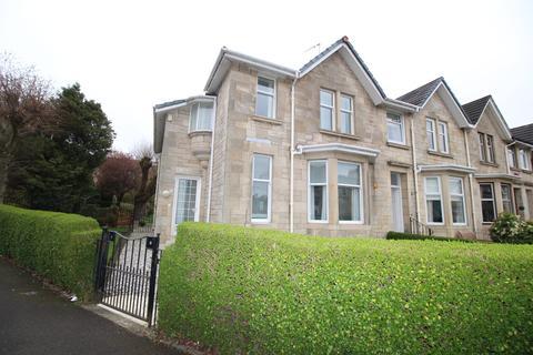 4 bedroom end of terrace house for sale - 1 Mossgiel Road, GLASGOW, G43 2DF