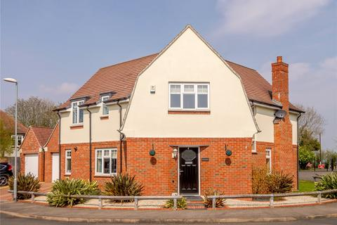3 bedroom detached house for sale - Winkadale Close, Bushby, Leicestershire