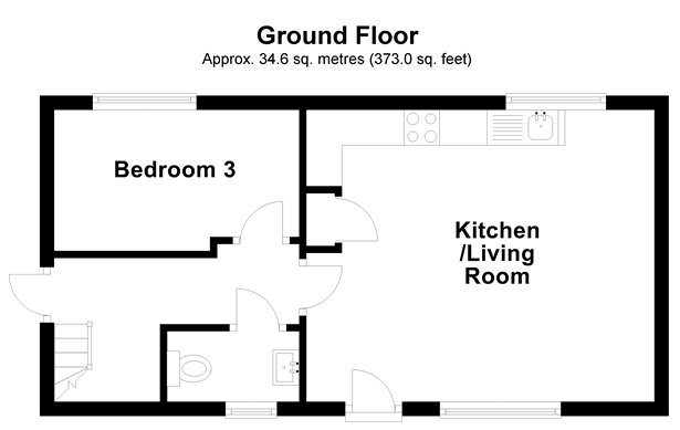 Floorplan 1 of 2: Lower Ground Floor