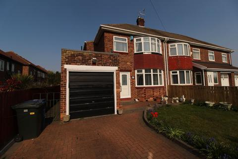 3 bedroom semi-detached house for sale - Ancroft Place, Newcastle upon Tyne, Tyne and Wear, NE5 2HN