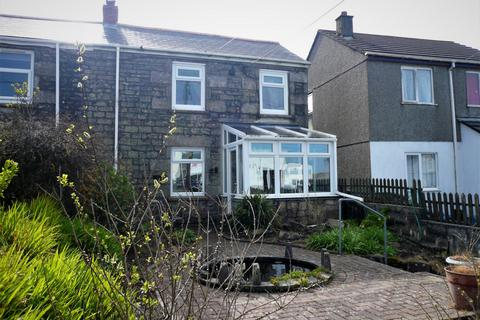 2 bedroom end of terrace house for sale - Opies Row, Four Lanes, TR16