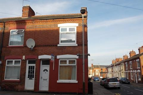 3 bedroom end of terrace house to rent - Bruce Street, Leicester LE3 0AG