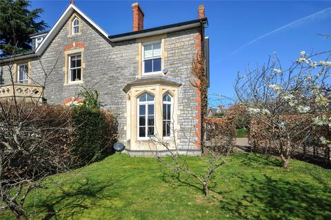 4 bedroom semi-detached house for sale - Rectory Road, Penarth, Vale Of Glamorgan, CF64