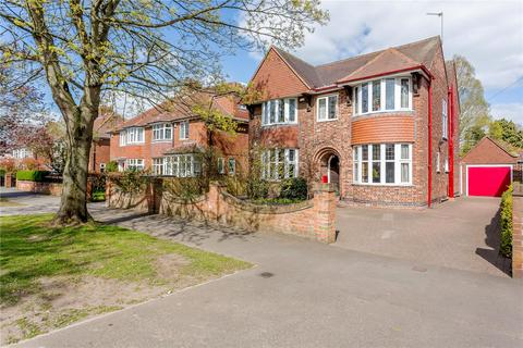 5 bedroom detached house for sale - 39 Wetherby Road, York, YO26