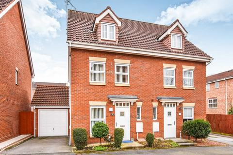 3 bedroom semi-detached house for sale - Princess Drive, Boroughbridge Road, Sovereign Park, York