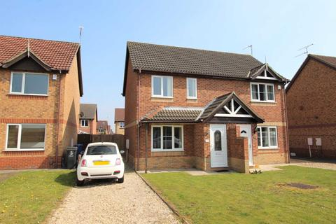2 bedroom semi-detached house for sale - Oxen Park Close, Lincoln