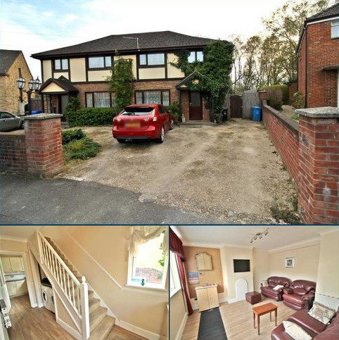 4 bedroom semi-detached house for sale - Farwell Road, Alderney, Poole