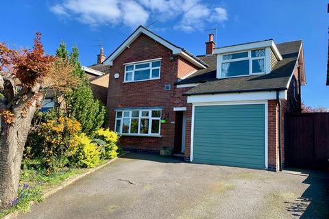 4 bedroom detached house for sale - Asquith Boulevard, West Knighton, Leicester, LE2