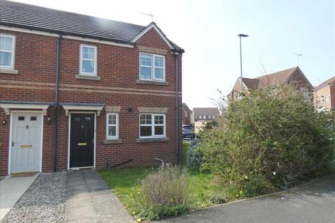 3 bedroom townhouse for sale - Sycamore Crescent, Scunthorpe
