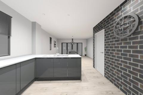 2 bedroom end of terrace house for sale - Plot 1, The Briers, Western Avenue, Easton On The Hill, PE9