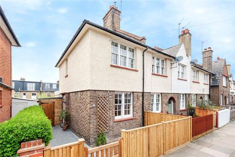2 bedroom end of terrace house for sale - Cowick Road, London, SW17