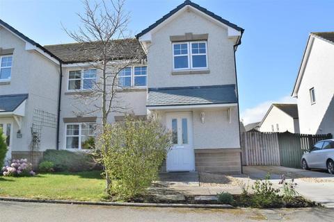 3 bedroom semi-detached house for sale - Duffus Crescent, Elgin
