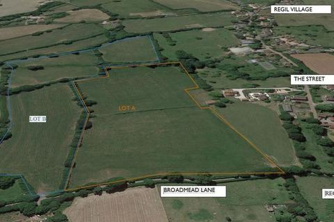 Land for sale - Auction - 12.86 acres Investment Land at Broadmead Lane, Winford, nr. Bristol BS40 8BB