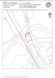 Land for sale - King Street, Middlewich, Cheshire, CW10