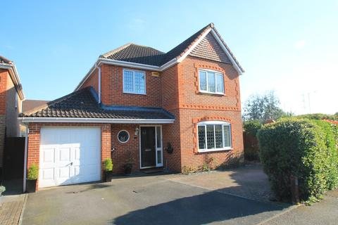 4 bedroom detached house for sale - Briskman Way, Oakwood Park, Aylesbury