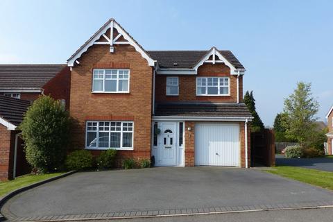 4 bedroom detached house for sale - Blue Cedar Drive, Streetly