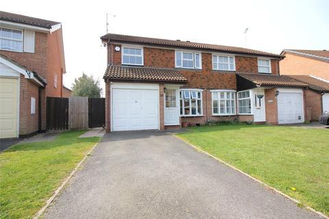 3 bedroom semi-detached house for sale - Doddington Close, Lower Earley, Reading, Berkshire, RG6