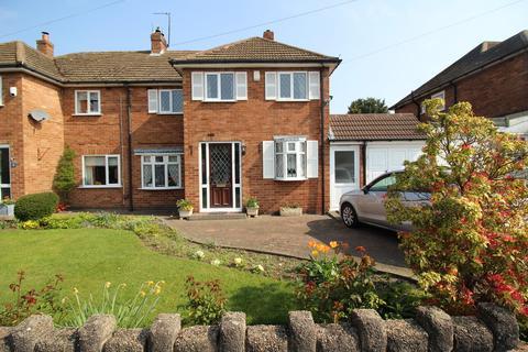 3 bedroom semi-detached house to rent - Binton Road, Shirley