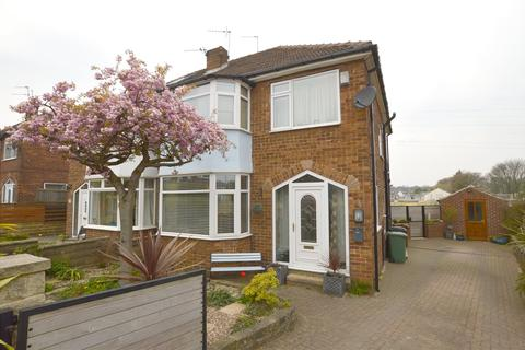 3 bedroom semi-detached house for sale - Hillfoot Drive, Pudsey, West Yorkshire