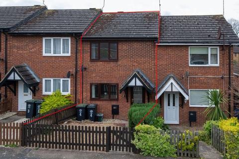 2 bedroom terraced house to rent - Wheatcroft Gardens, Rushden