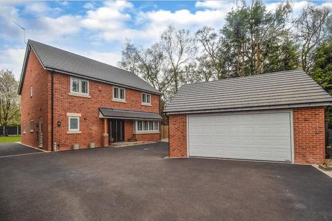 4 bedroom detached house for sale - Lyndale Grove, Congleton
