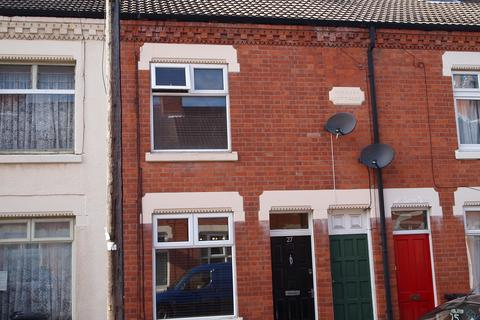 2 bedroom house to rent - Luther Street, Leicester,