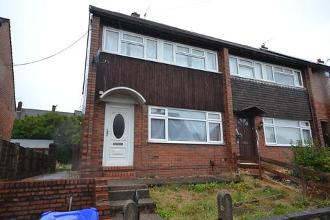 3 bedroom end of terrace house for sale - Tiverton Road, Berryhill, Stoke-on-Trent