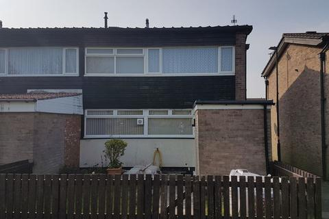 3 bedroom end of terrace house for sale - Linpole Walk, Druids Heath