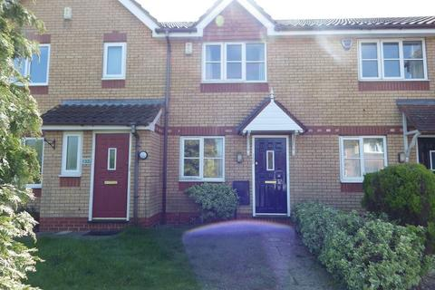 2 bedroom terraced house to rent - Wheatfield Drive, Bristol