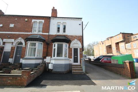 3 bedroom end of terrace house to rent - Greenfield Road, Harborne, B17