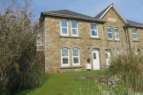 3 bedroom end of terrace house for sale - Chyandour Cliff, Penzance