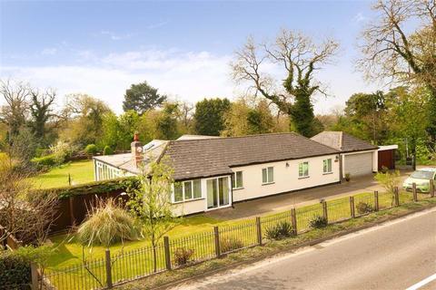 3 bedroom bungalow for sale - Hampton Heath, Malpas, SY14