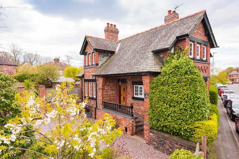 4 bedroom detached house for sale - Ellesmere Road, Walton, Warrington, WA4