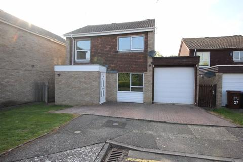 3 bedroom detached house for sale - Isham Close, Kingsthorpe, Northampton
