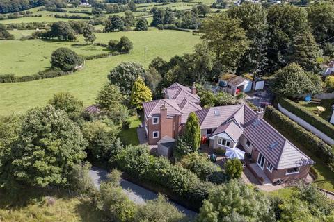4 bedroom detached house for sale - Bryn Eithin, Tafarn-y-gelyn, Llanferres, Mold