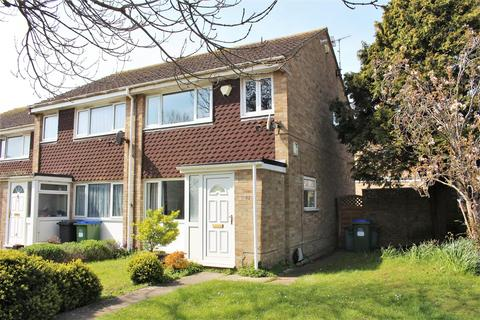 3 bedroom end of terrace house for sale - Barn Rise, Seaford