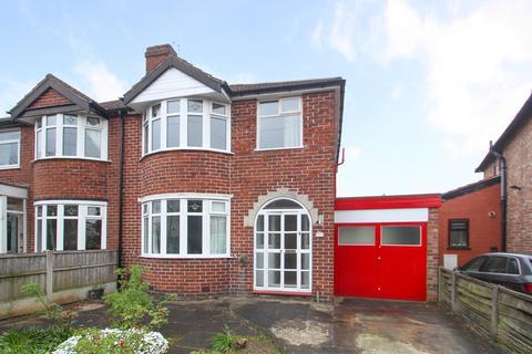 3 bedroom semi-detached house for sale - Hodnett Avenue, Flixton, Manchester, M41