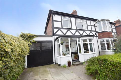 3 bedroom semi-detached house for sale - Beverley Road, Whitley Bay